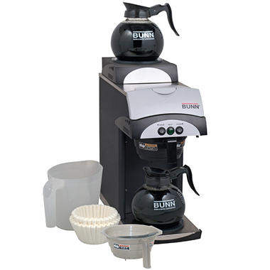 Bunn Commercial Low Profile 12 Cup Pourover Coffee Brewer