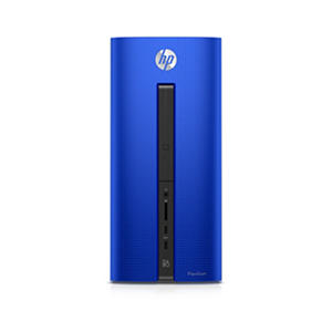 HP Desktop Tower, AMD Quad Core A8-6410, 8GB Memory, 2TB Hard Drive