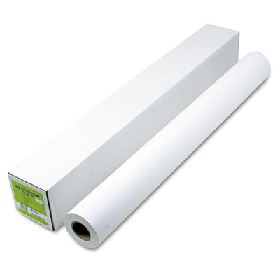 """HP Designjet - Universal Coated Paper - 26 lb./Wide Format - 36"""" x 150'; Roll (1)"""