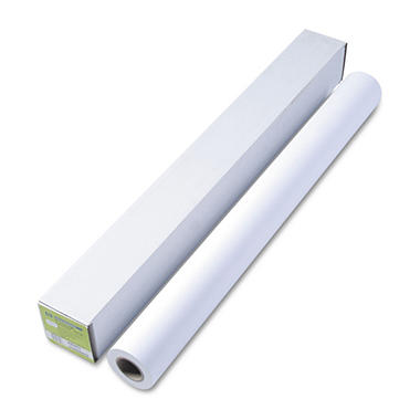 "HP Basic - Heavyweight Coated Paper - 32 lb./Wide Format 36"" x 100'; Roll (1)"