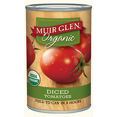 Muir Glen Organic Diced Tomato (14.5 oz. ea., 6 ct.)