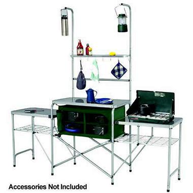 Northern Designs Portable Camp Kitchen