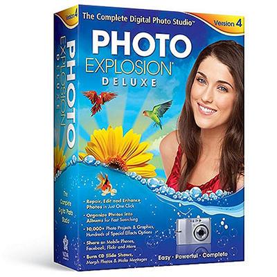 Photo Explosion® Deluxe 4.0
