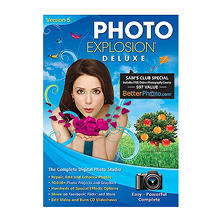 Photo Explosion 5 Deluxe Bundle