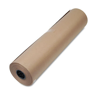 Heavyweight Wrapping Paper Roll - 36