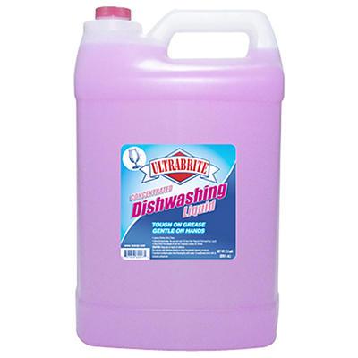 Ultrabrite Dishwashing Liquid - 2.5 gal