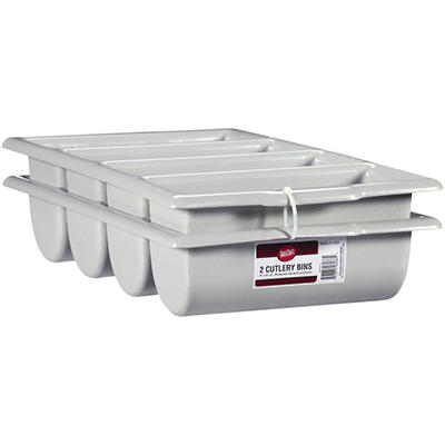 TableCraft® Cutlery Bins - 2 ct.