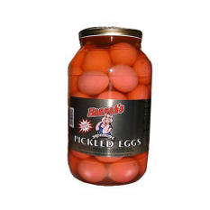 Hannah's Pickled Eggs - 1 gal.