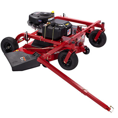 "Swisher 60"" 18.5 HP Finish Cut Tow-Behind Trailmower"