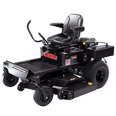 "Swisher 60"" 27 HP Zero Turn Riding Mower"