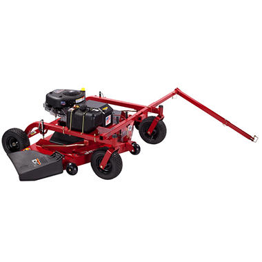"Swisher 60"" 14.5 HP Finish Cut Tow-Behind Trailmower"