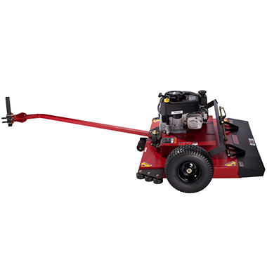 "Swisher 44"" 12.5 HP Finish Cut Tow-Behind Trailmower"