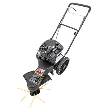 "Swisher 6.75 GT 22"" Self-Propelled String Trimmer - Powered by Briggs & Stratton"