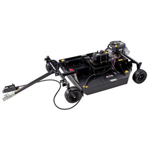 "Swisher 17.5 HP 52"" Electric Start Rough Cut Trailcutter - Powered by Briggs & Stratton"