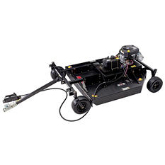 "Swisher 17.5 HP 52"" Electric Start Rough Cut Trailcutter California Compliant - Powered by Briggs & Stratton"