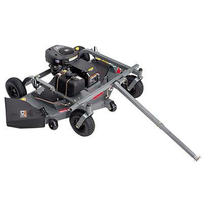 "Swisher 17.5 HP 60"" Elec. Start Finish Cut Trail Mower California Compliant - Powered by Briggs & Stratton"