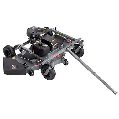 "Swisher 17.5 HP 60"" Elec. Start Finish Cut Trail Mower California Compliant - Powered by Briggs & Stratton"