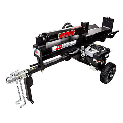 Swisher 8.75 GT 28 Ton Log Splitter
