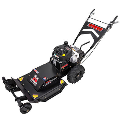 "Swisher 11.5 HP 24"" Walk Behind Rough Cut Trailcutter with Casters"