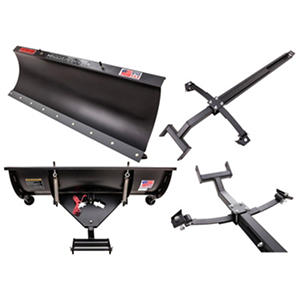 "Swisher Commercial Pro 50"" ATV Plow Combo"