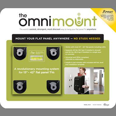 OmniMount Flat Panel Mount 13