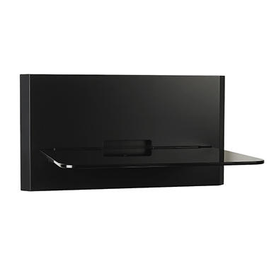 OmniMount Single Wall Shelf with Cable Management