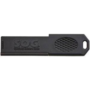 SOG Sharpener With Fire Starter