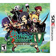 Etrian Odyssey IV Legends of the Titan - 3DS