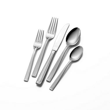 Wallace® Stainless Steel Flatware Set - 80 pc.
