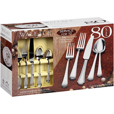 Wallace Flatware - 80 ct.