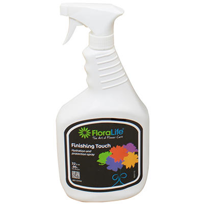 Finishing Touch Spray. 32 oz. (12 ct.)