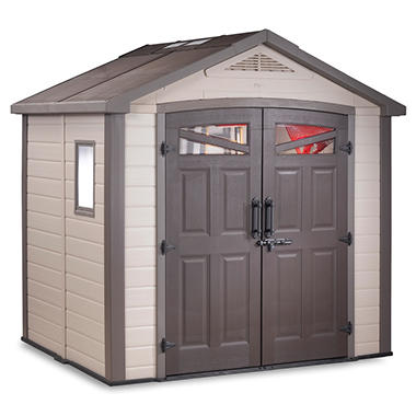 Bellevue Resin Storage Shed