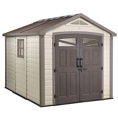 Orion Resin Storage Shed