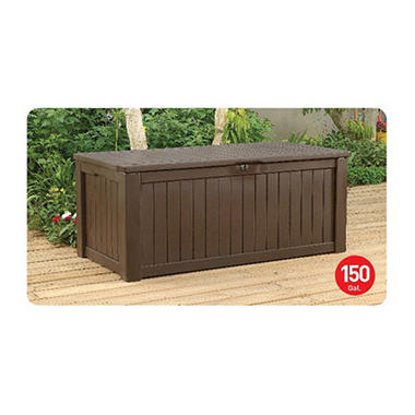 150 Gallon Deck Box
