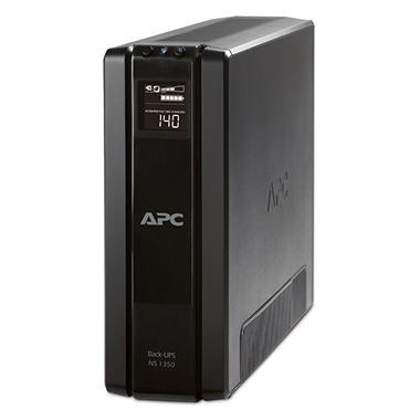 APC BN1350G Battery Backup/Surge Protector