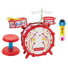 Big Bang Drumset with Microphone