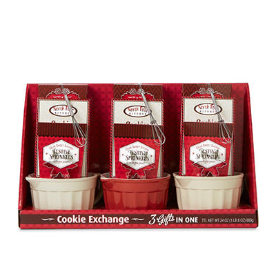Cookie Exchange Breakapart Gift Set