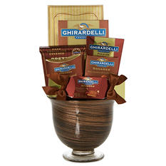 Ghirardelli Candy Bowl (Choose your Color)