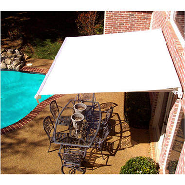 "24' Beauty-Mark® Maui® Rt. Motor Awning - 10'-2"" Proj"