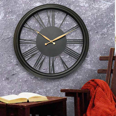 Outdoor Wall Clock - 23 1/4""