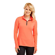 Bally Total Fitness Northern Eposure 1/4 Zip (Assorted Colors)