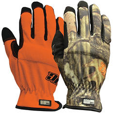 True Grip Utility Glove with Touchscreen Technology (2 pack)