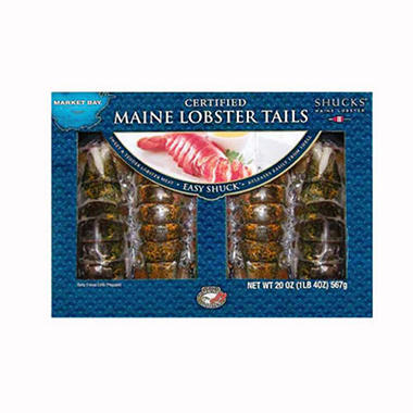 Maine Lobster Tails - 20oz
