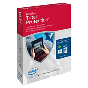 McAfee 2016 Total Protection Unlimited