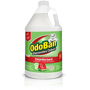 OdoBan Odor Eliminator and Disinfectant Concentrate - Cucumber Melon