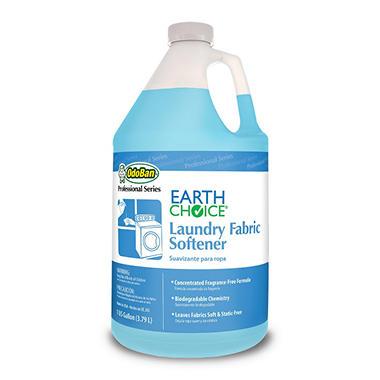 Earth Choice Laundry Fabric Softener - 128 oz. - 64 loads