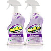 OdoBan Odor Eliminator & Disinfectant Ready-to-Use, Lavender Scent (32 oz., 2 pk.)
