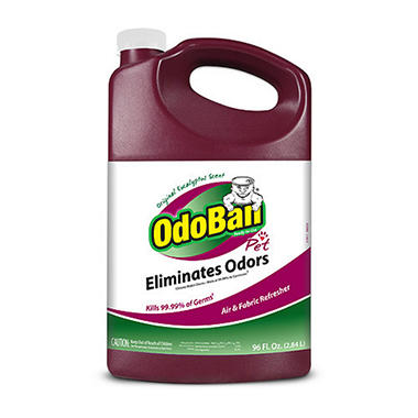 OdoBan Pet RTU Odor Eliminator Refill - 96 oz.