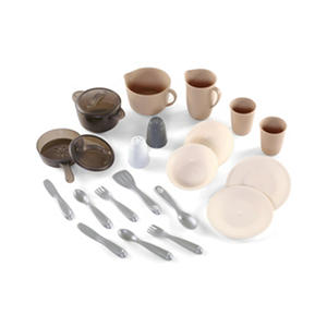 Step 2 Lifestyle Dining Room and Pots & Pans Set