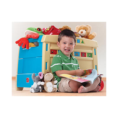 Step 2 Lift & Roll Toy Box